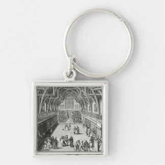 Westminster Hall, The First Day of Term Key Chain