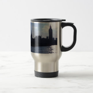 Westminster Palace - Houses of Parliament Travel Mug