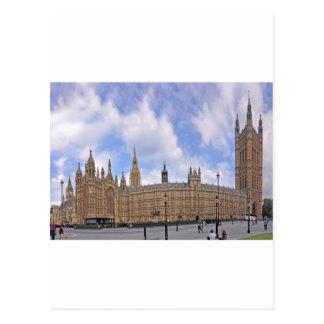 westminster postcard