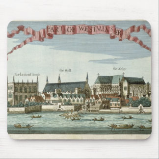 Westminster showing the Abbey Mouse Mat