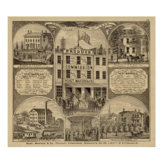 Westmoreland County, Pennsylvania Posters