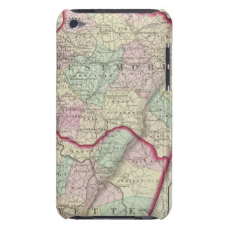 Westmoreland, Fayette counties iPod Touch Case-Mate Case
