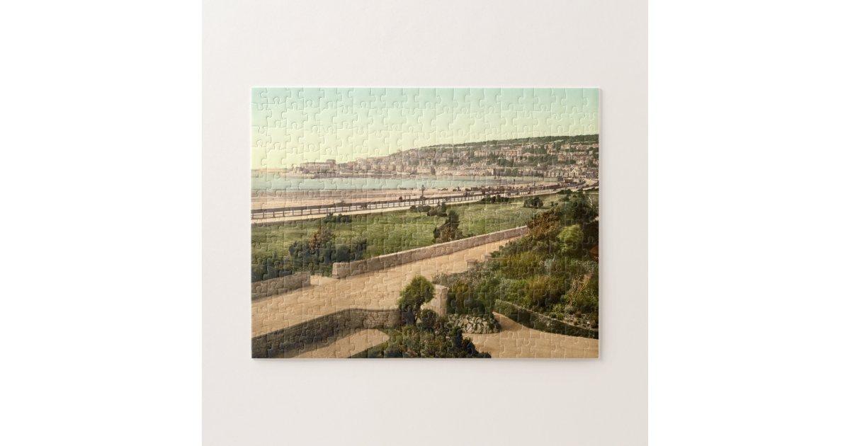 Weston Super Mare I Somerset England Jigsaw Puzzle Zazzle Co Uk