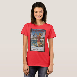 Weston Super Mare Poster T-Shirt