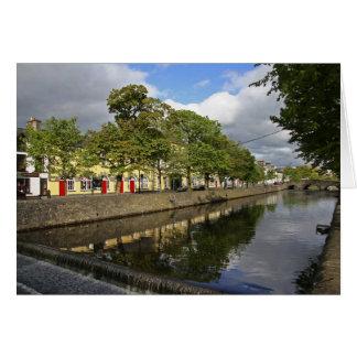 Westport, Ireland. The Atlantic town of Card