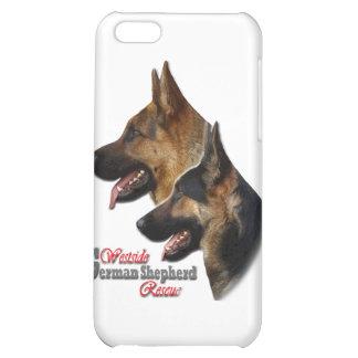 Westside German Shepherd Rescue iPhone 5C Cover
