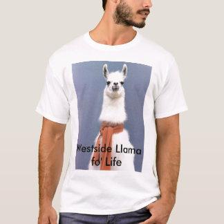 Westside Llama fo' Life T-Shirt