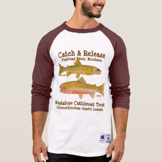 Westslope Cutthroat Trout T-Shirt