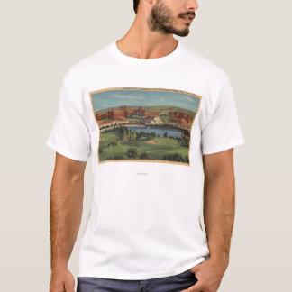 Westwood Hills, CA - View of U.C.L.A. Campus T-Shirt