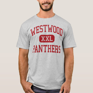Westwood - Panthers - Middle - Blaine Minnesota T-Shirt