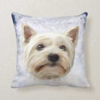 Westy in the Clouds Cushion