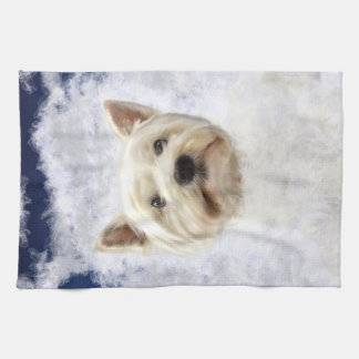 Westy in the Clouds Kitchen Towels