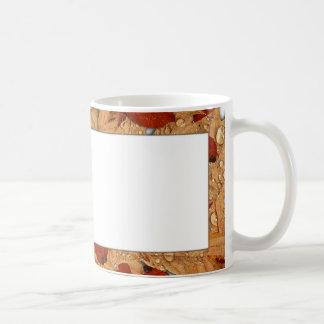 Wet Autumn Leaves Coffee Mug