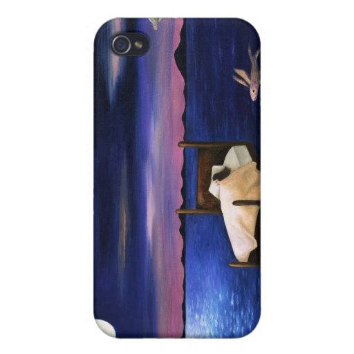 Wet Dreams Case For iPhone 4