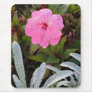 Wet Flower mousepad