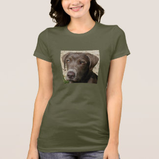 Wet Lab Head Big T-Shirt