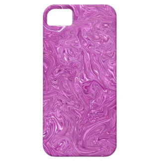 Wet Pink Abstract Case For The iPhone 5