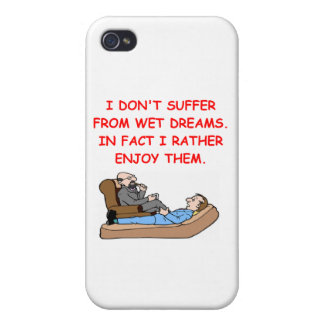 WET png iPhone 4/4S Case