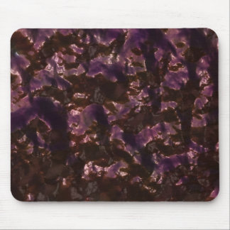 wet purple paint mouse pad