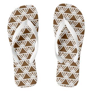 Wet Sand, Wet Toes Flip Flops