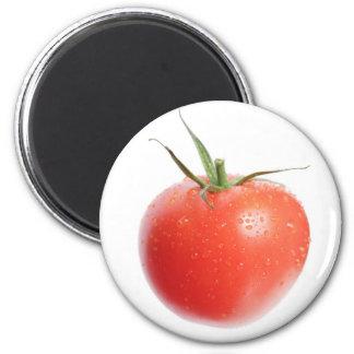 wet tomato magnet