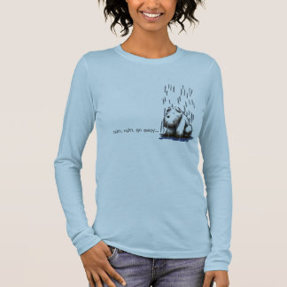 Wet Westie Long Sleeve T-Shirt
