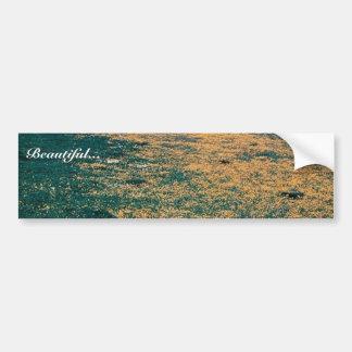 Wetland in California Bumper Stickers