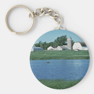 Wetlands upper midwest key chains