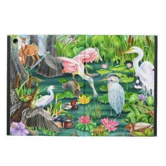 Wetlands Wonder iPad Air Cases