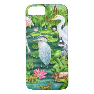 Wetlands Wonders iPhone 8/7 Case