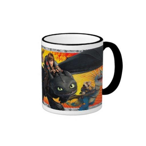 We've Got Dragons Mugs