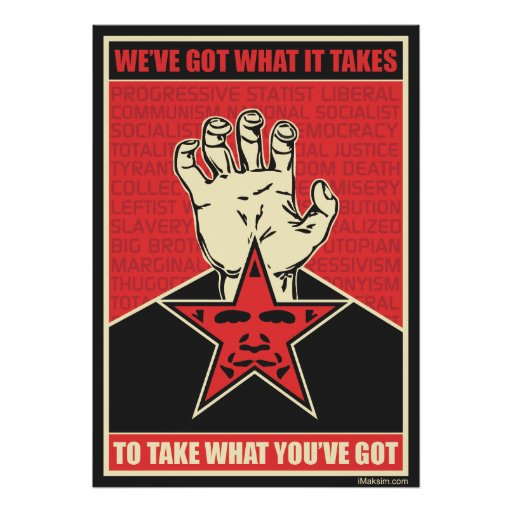 We've Got What It Takes Poster