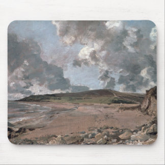 Weymouth Bay with Jordan Hill, c.1816 (oil on canv Mouse Mat