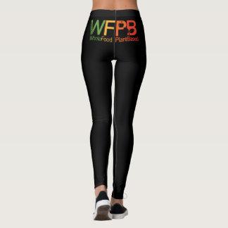 WFPB logo - leggings