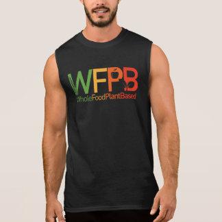 WFPB logo - Sleeveless Shirt