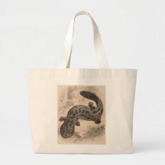 WH Freeman - The Great Japanese Salamander Bag