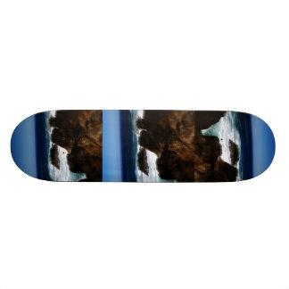 Whack OUT ocean Skateboard