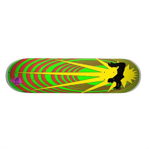 Whacked! Custom Skate Board