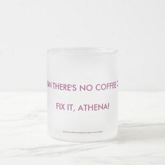 Whadaya mean there's no coffee on Elyria???? Mug