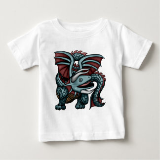 Whalakis Dragon Baby T-Shirt