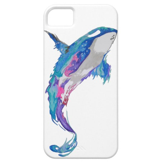 whale barely there iPhone 5 case
