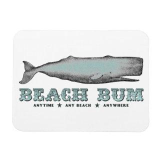 Whale Beach Bum Magnet
