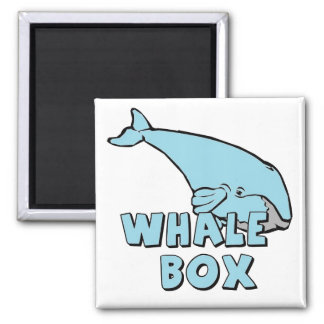 WHALE BOX MAGNETS