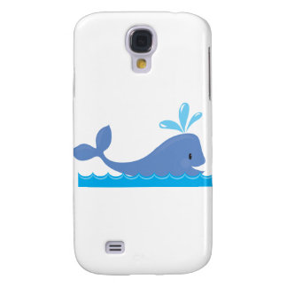 Whale Samsung Galaxy S4 Cases