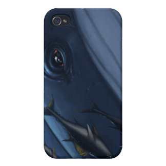 Whale Case For The iPhone 4