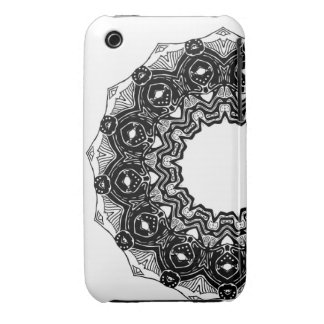 Whale Face - iPhone 3 Protective Case Case-Mate iPhone 3 Cases