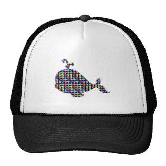 WHALE Fish Kids Children Aquarium NavinJOSHI NVN52 Hats