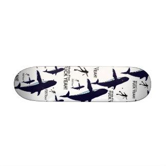 Whale-Five Skate Board