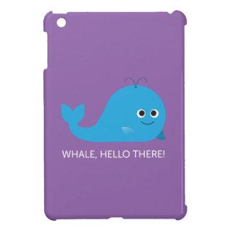 Whale, Hello There! iPad Mini Case