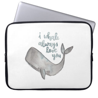 Whale Laptop Sleeve